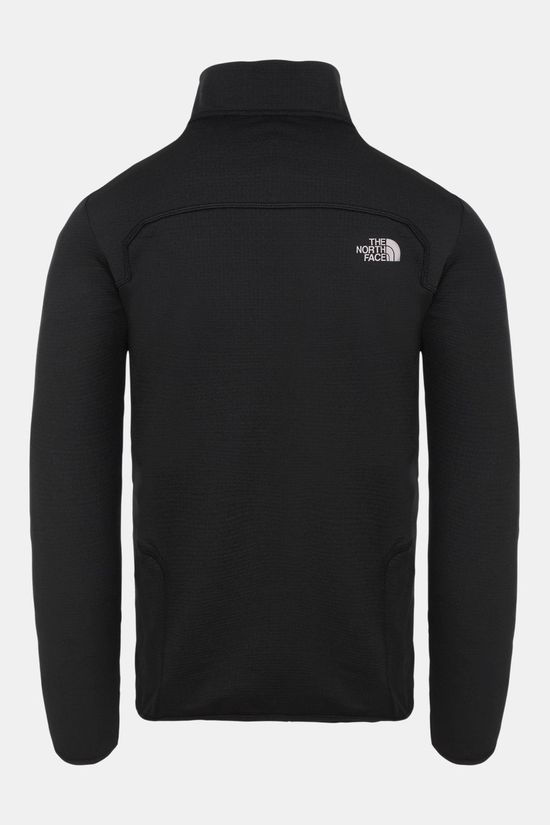 The North Face Mens Quest Full Zip Fleece Tnf Black