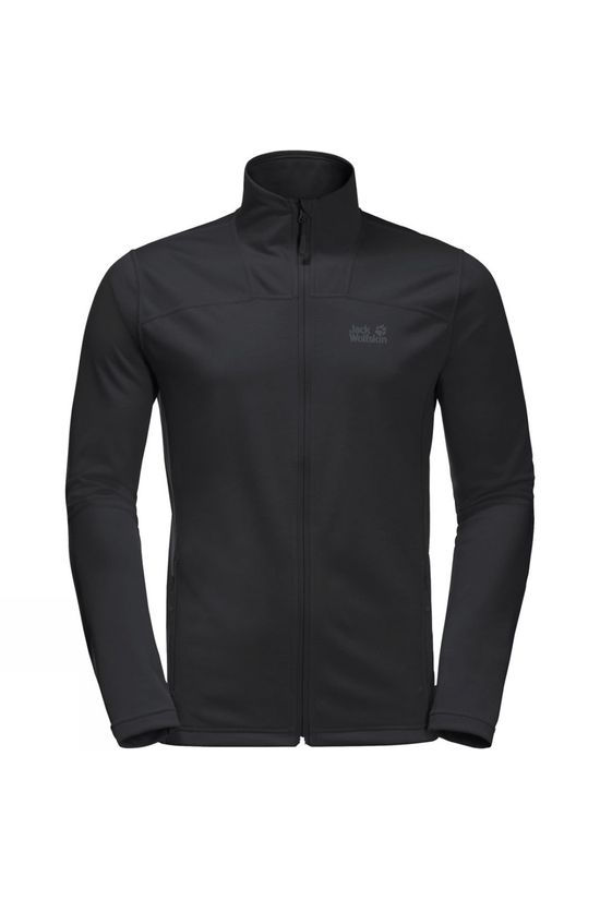 Jack Wolfskin Mens Horizon Jacket Black