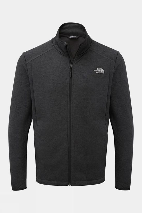 The North Face Mens Purna Fleece  TNF Dark Grey Heather