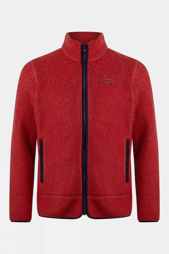 Berghaus Colshaw Fleece Jacket Red Ochre/Night Sky