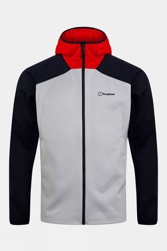 Berghaus Gyber Fleece Jacket Harbour Mist/Night Sky/Volcano