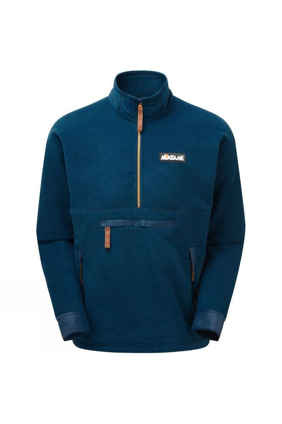 Montane Mens Roco Smock Narwhal Blue