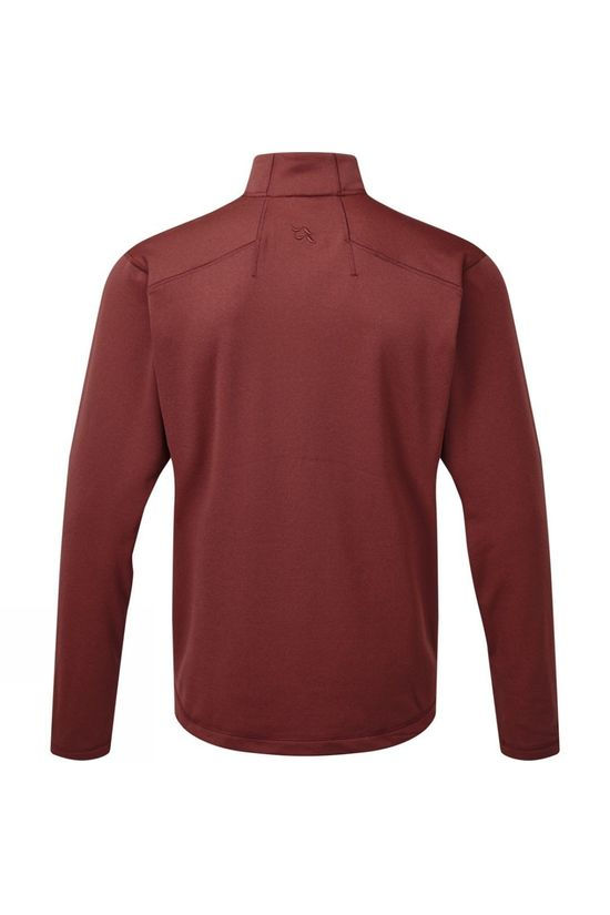 Rab Mens Geon Pull-On Oxblood Red/Ascent Red Marl