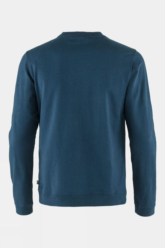 Fjallraven Mens Vardag Sweater Storm