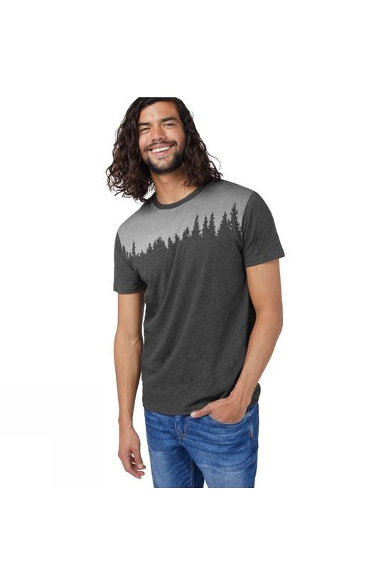 Tentree Juniper Classic T-Shirt Meteorite Black Heather