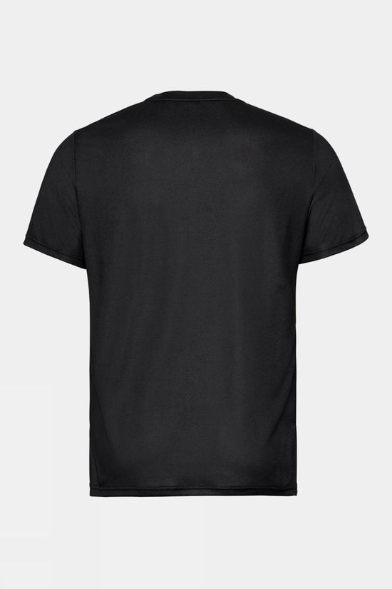 Odlo Mens F-Dry T-Shirt Black