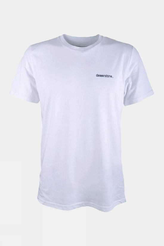 Dewerstone Mens Iconic T-Shirt White
