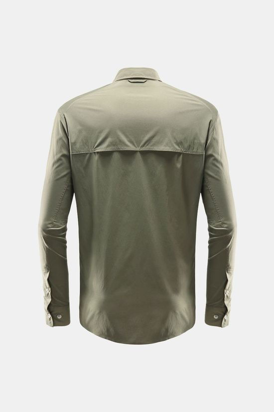 Haglofs Mens Salo Long Sleeve Shirt Deep Woods
