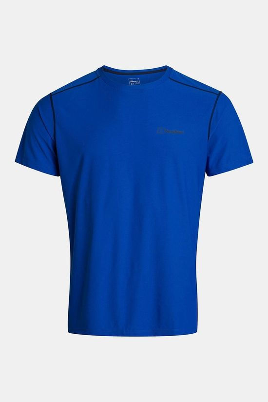 Berghaus Mens 24/7 Tech Tee Base Layer Lapis Blue