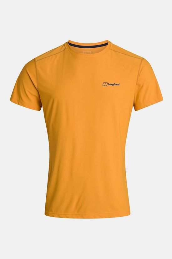 Berghaus Mens 24/7 Tech Tee Base Layer Sunflower