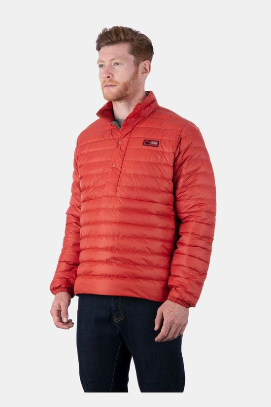 Rab Mens Horizon Pull-On Red Clay