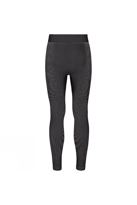 Odlo Mens Futureskin Base Layer Pants Black - White