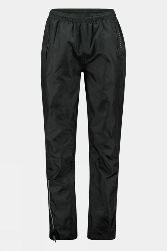 Our Planet Mens Baatara Rain Trousers Black
