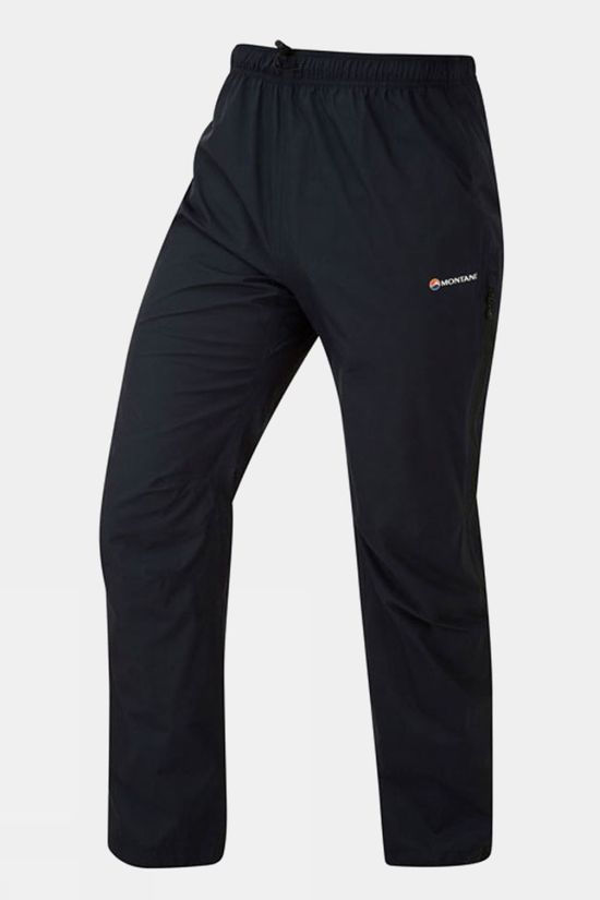 Montane Mens Pac Plus Pants Black