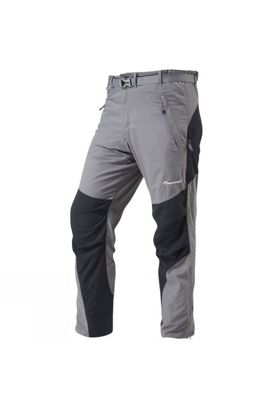 Montane Mens Terra Pants Graphite/Black