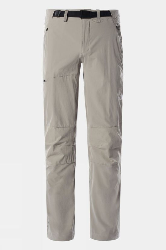 The North Face Mens Speedlight Pants Mineral Grey