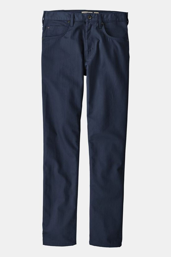 Patagonia Mens Performance Twill Jeans New Navy