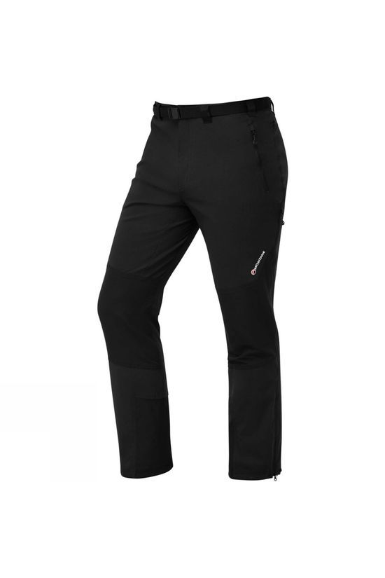 Montane Mens Terra Stretch Pants Black