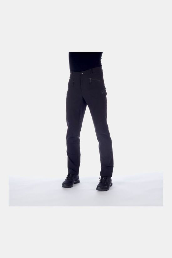 Mammut Mens Macun SO Pants Black