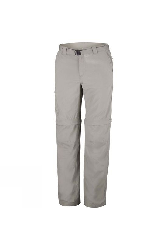Columbia Mens Battle Ridge II Convertible Pant Tusk