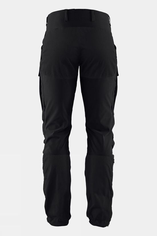 Fjallraven Mens Keb Trousers Black