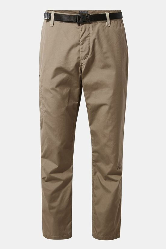 Craghoppers Mens Boulder Trousers Pebble