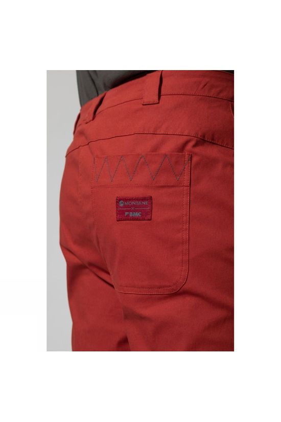 Montane Montan Mens On-Sight Pants Redwood