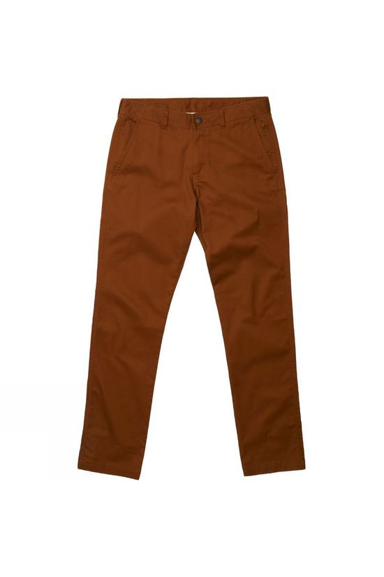 Tentree Yale Pant Rubber Brown