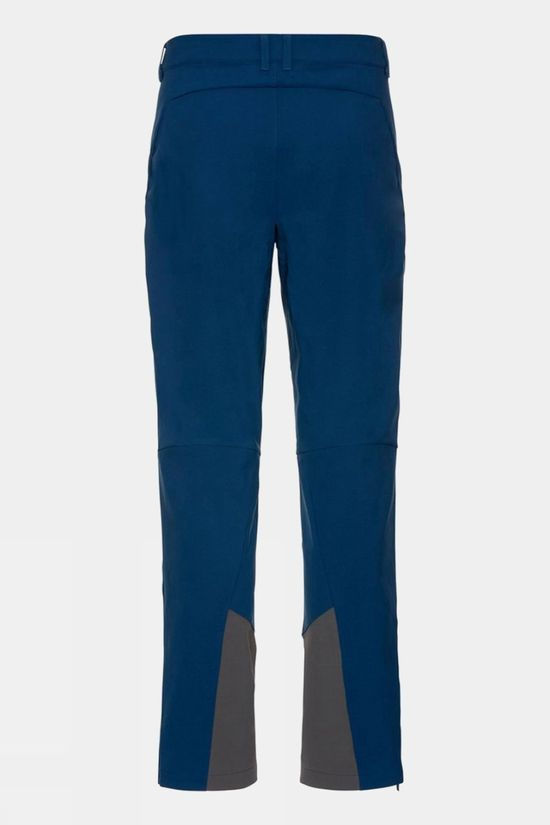 Odlo Mens Val Gardena Ceramiwarm Pants Estate Blue