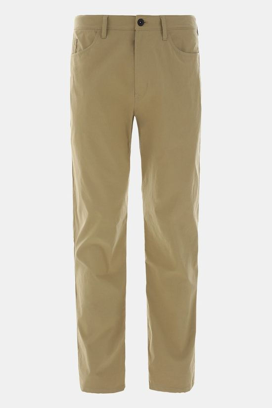 The North Face Men's Sprag 5-Pocket Pant Kelp Tan