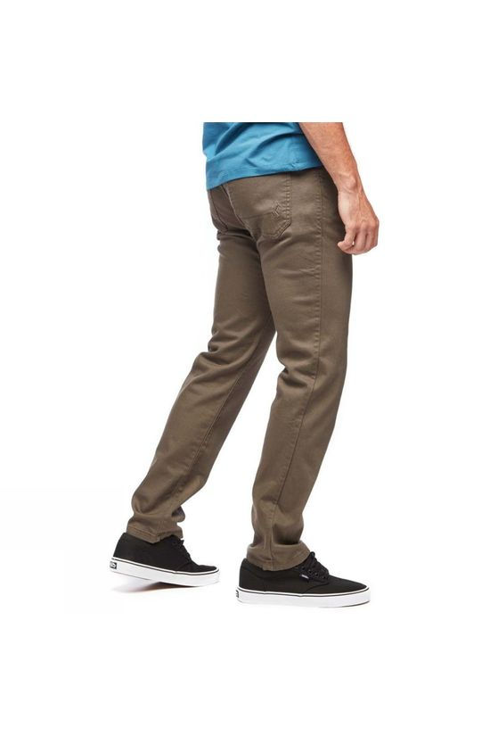 Black Diamond Mens Stretch Font Pants Walnut