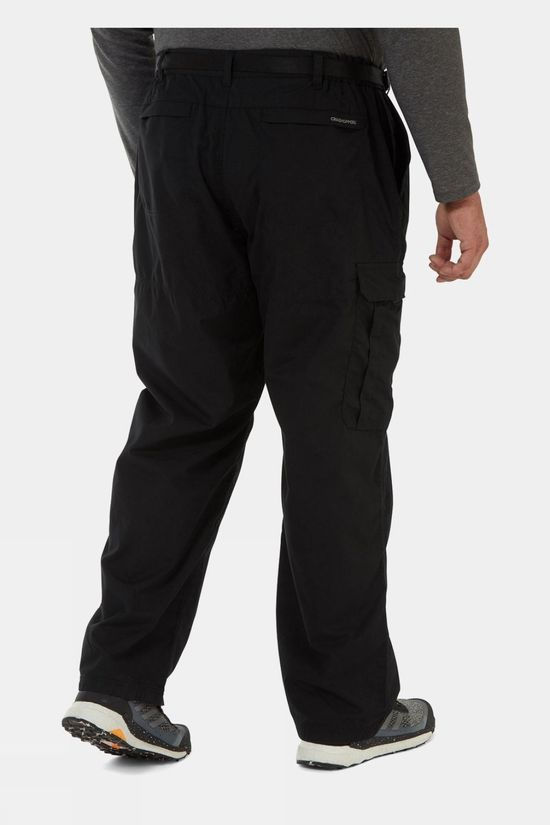Craghoppers Kiwi Classic Trousers Black