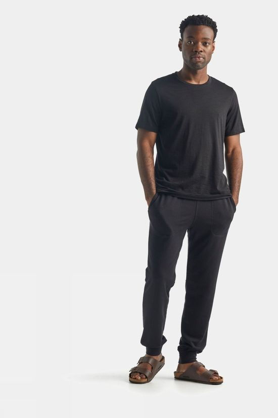 Icebreaker Mens Shifter Pants Black