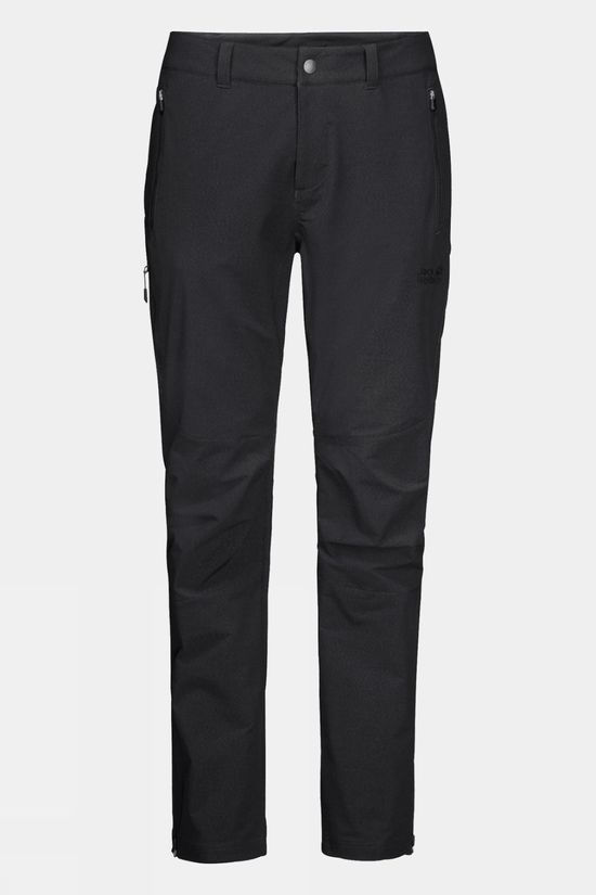 Jack Wolfskin Mens Activate Sky XT Pants Black