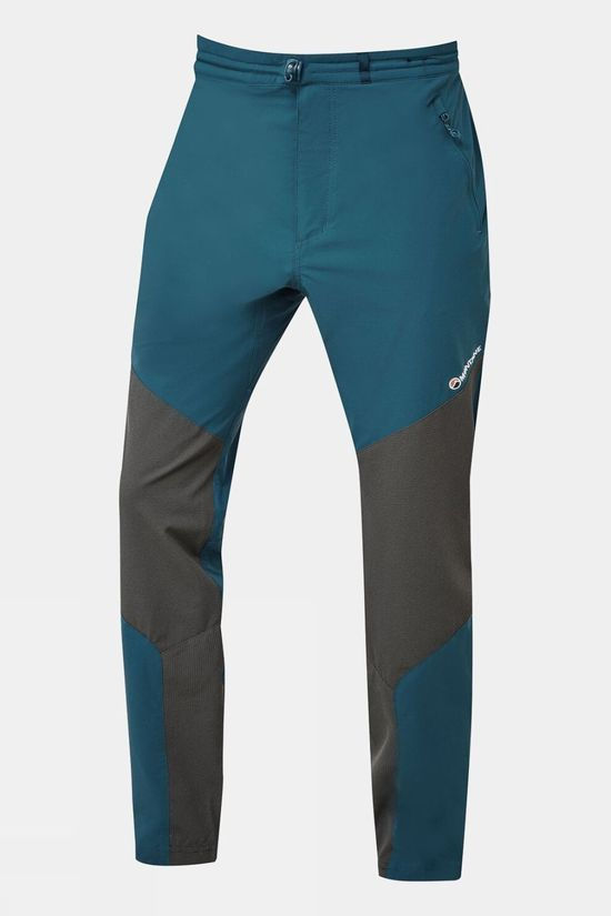 Montane Men's Alpine Edge Pant Narwhal Blue