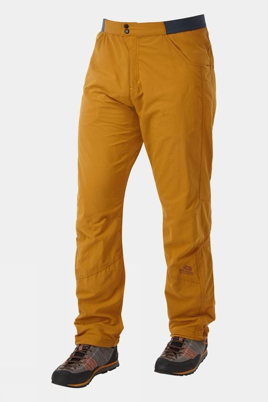 Mountain Equipment Mens Inception Pant  Pumpkin Spice