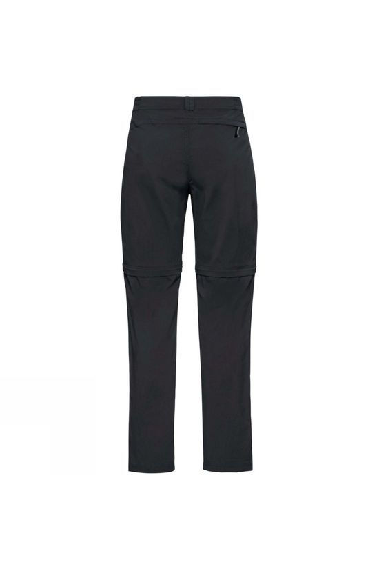 Odlo Mens Wedgemount Zip-Off Pants Black
