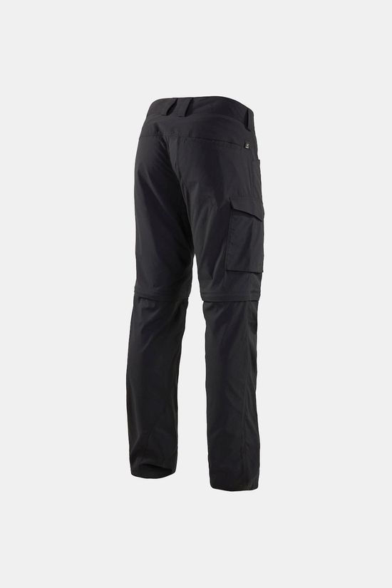 Haglofs Mens Zip Off Pants True Black