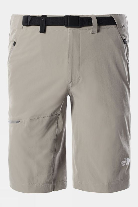 The North Face Mens Speedlight Shorts Mineral Grey