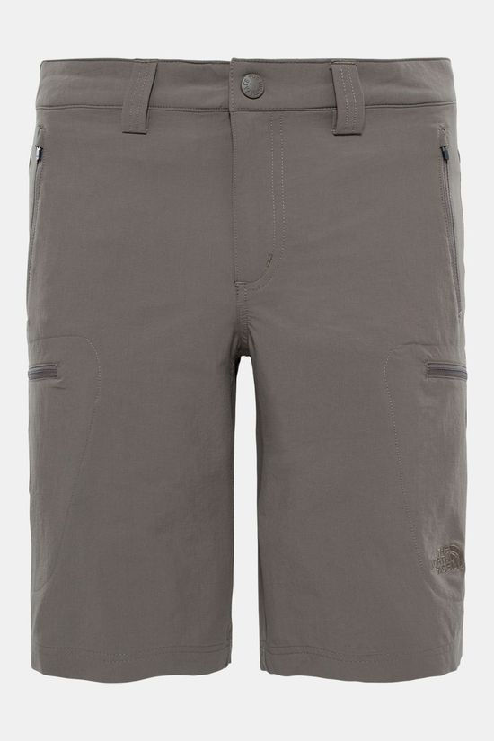 The North Face Mens Exploration Shorts Weimaraner Brown