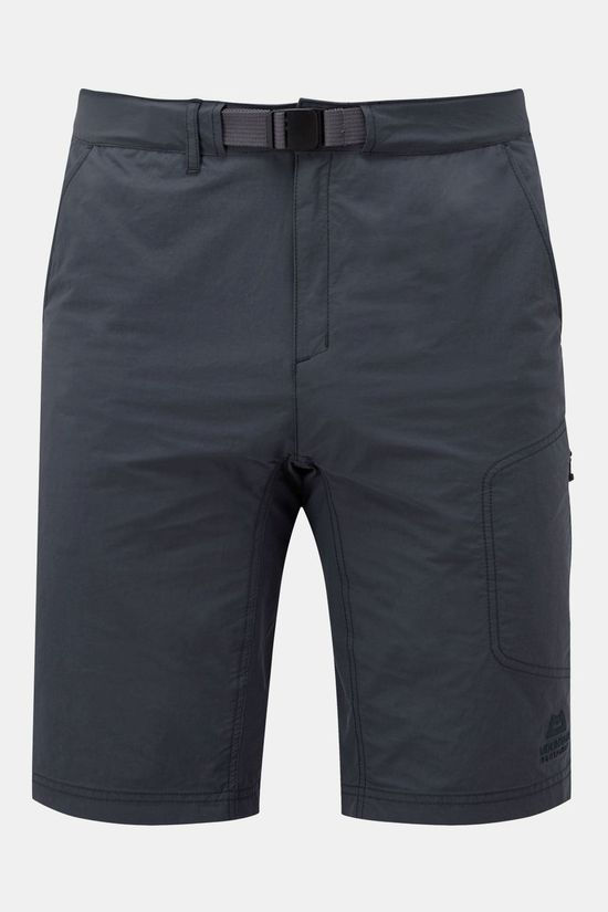 Mountain Equipment Mens Approach Shorts Blue Nights