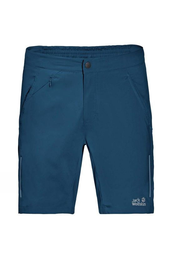 Jack Wolfskin Mens Passion Trail XT Shorts Poseidon Blue