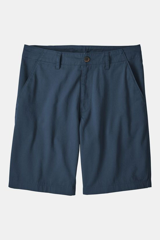 "Patagonia Four Canyon Twill Shorts - 10"" Stone Blue"