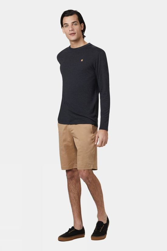 Tentree Mens Day Short Sandstone Beige