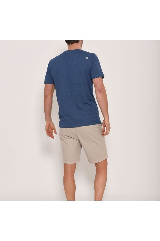 Brakeburn Mens Chino Shorts Ecru