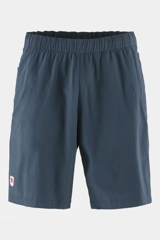 Fjallraven Mens High Coast Relaxed Shorts Navy
