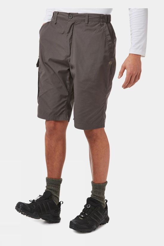 Craghoppers Mens Kiwi Long Short Bark