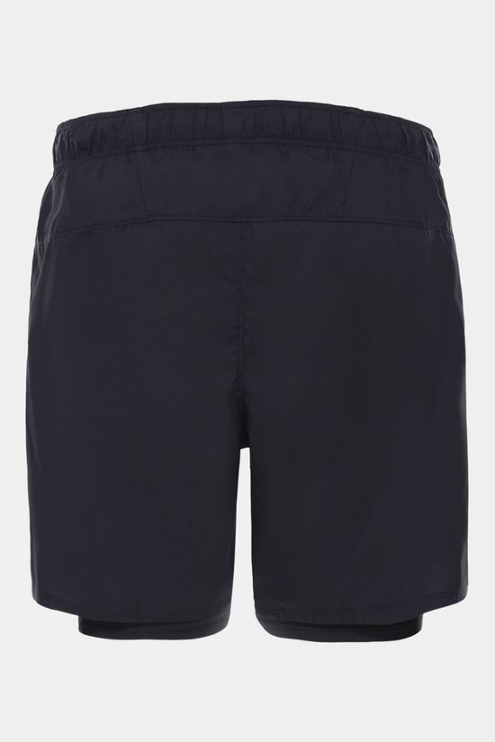 The North Face Mens Active Trail Dual Short Tnf Black