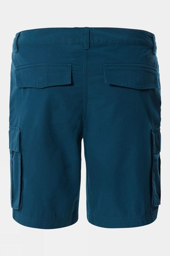 The North Face Mens Anticline Cargo Short Monterey Blue