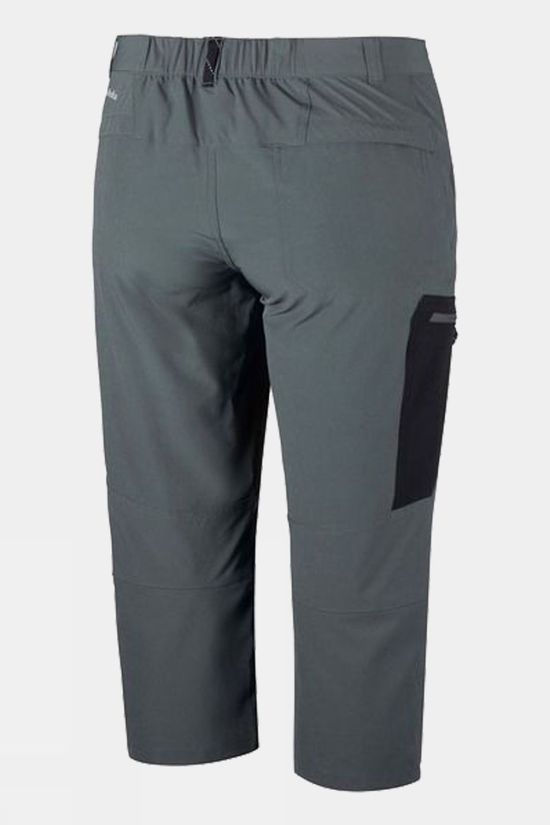 Columbia Mens Triple Canyon Capri Trousers Grill